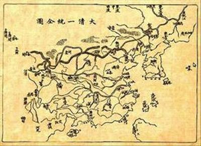 Đại thanh nhất thống toàn đồ - Trung Quốc xác nhận 2 quần đảo Hoàng Sa và Trường Sa là của Việt Nam