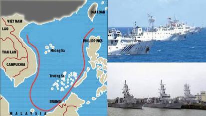 Trung Quốc âm mưu xâm lược Biển Đông - Nguy cơ mất 2 quần đảo Hoàng Sa & Trường Sa của Việt Nam