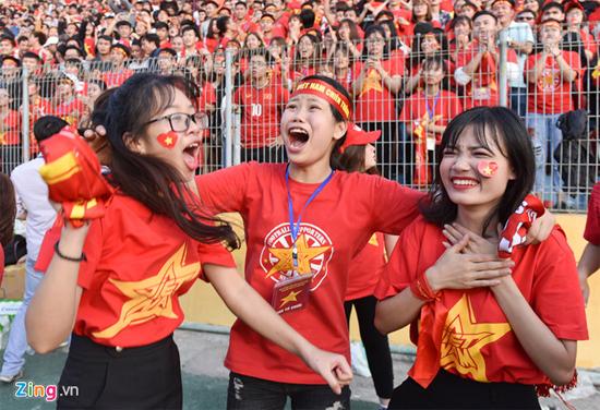 Đội tuyển U23 Việt Nam thắng U23 Qatar giành vé vào tranh nhất nhì giải AFC U23 Championship 2018